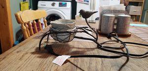 Bird nest Scentsy warmer for Sale in Arlington, WA