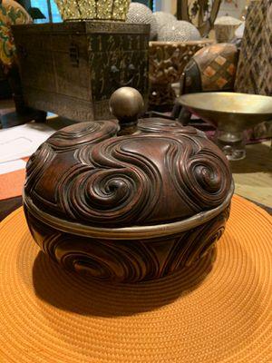 Decorative bowl. Very heavy. for Sale in Atlanta, GA