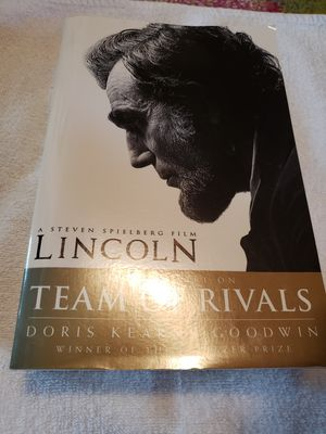 LINCOLN based in part on TEAM OF RIVALS by Doris Kerns Goodwin for Sale in Belmont, CA