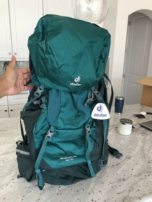 Deuter Aircontact Lite 65+10 Backpack for Sale in Houston, TX