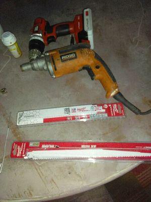 Drills in blade for Sale in Orlando, FL