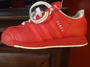 Red Adidas for Sale in Columbia, SC