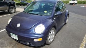 Vw. New Beatle, manual,sun roof,hatchback for Sale in Westminster, CO