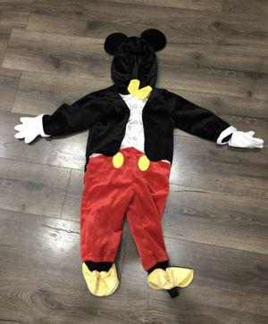 Mickey Mouse Costume 2T for Sale in Huntington Park, CA