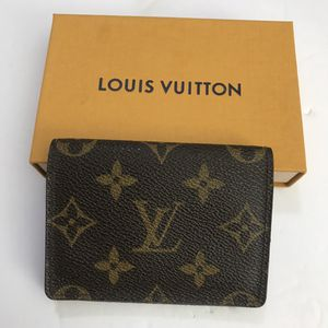 Louis Vuitton envelope card holder for Sale in West Covina, CA