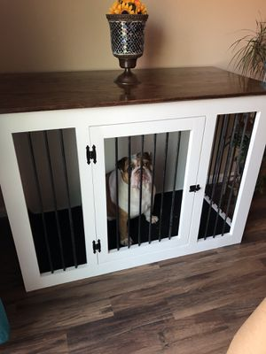 Custom made dog crates for Sale in Nottingham, MD