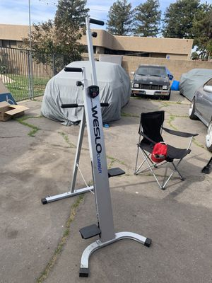 exercise climber for Sale in Fresno, CA