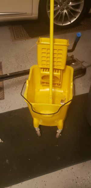 Industrial Mop Bucket for Sale in Bethel, PA