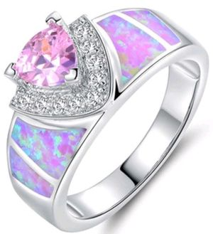 Pink Stone Ring for Sale in West Monroe, LA