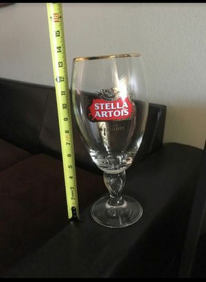 Big Stella glass for Sale in Moreno Valley, CA