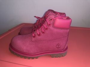 Timberland Toddler Boots Size 9 NEW for Sale in Montgomery Village, MD