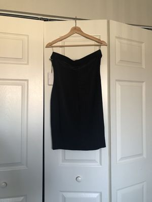 Black strapless dress for Sale in Arvada, CO