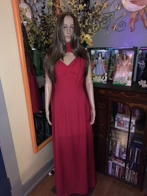 Red gown for Sale in Portland, OR