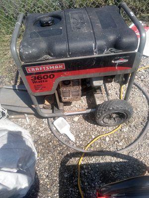 Generator for Sale in San Antonio, TX