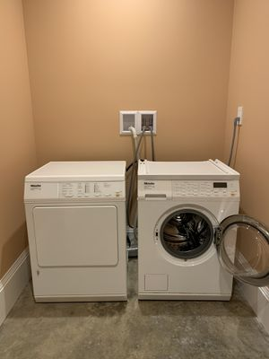 "Miele 24"" Front Load Washer and Dryer Stackable for Sale in Oakland, CA"