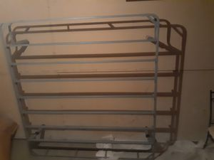King size metal frame for Sale in Fargo, ND