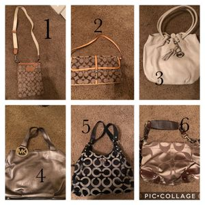Coach and MK Purses for Sale in Turlock, CA