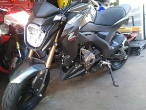 2018 Kawasaki Z125PRO clean title in hand tags 2021 for Sale in Garden Grove, CA
