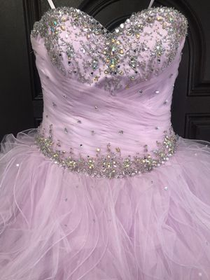 Two color quinceanera dress for Sale in Bell Gardens, CA