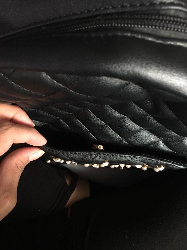 Medium pearl backpack