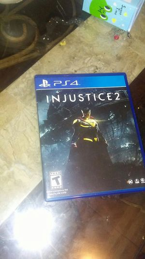 INJUSTICE 2 for Sale in Montclair, CA