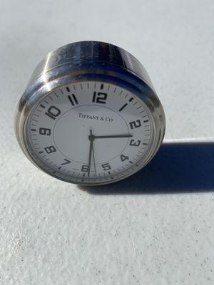 Tiffany & Co desk clock for Sale in Auburn, WA