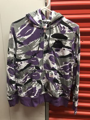Bape zip up sweater for Sale in The Bronx, NY