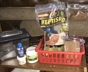 Reptile Supplies for Sale in Lansing, MI
