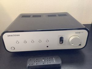 Peachtree Audio Nova 125SE Integrated Amp for Sale in Los Angeles, CA