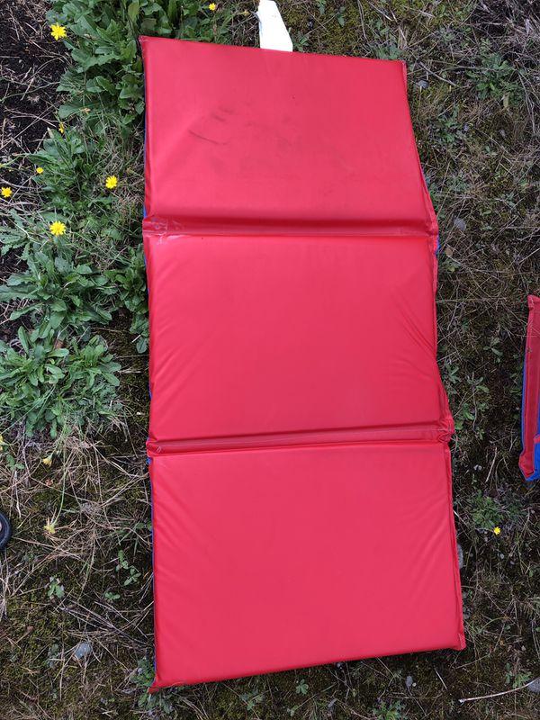 Kids nap mats ($10 each)