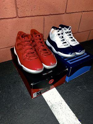 BUNDLE DEAL Jordan 11 for Sale in Los Angeles, CA