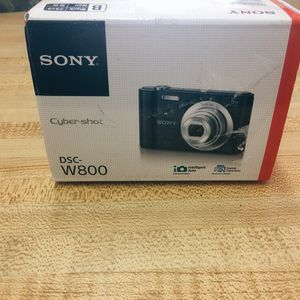 Sony DSC-W800 Digital Camera with 20.1 Megapixels and 5x Optical Zoom for Sale in Climax, NC