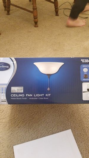 Ceiling Fan light Kit for Sale in Newport News, VA
