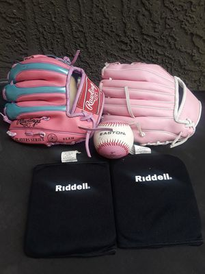 Youth Girls Soft/Tee Ball Glove/baseball for Sale in Phoenix, AZ