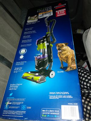 Bissell pet hair eraser turbo pluse for Sale in Los Angeles, CA