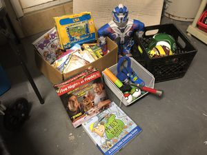 Kids books, games, puzzles for Sale in Miami, FL