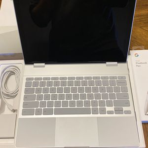 "Google Pixelbook 12.3"" Touchscreen Chromebook (7th Gen Intel Core i7 Processor) 512GB NVMe SSD, 16GB RAM, Chrome OS, C0A - Includes NEW Pen & Tips! for Sale in Cedar Park, TX"