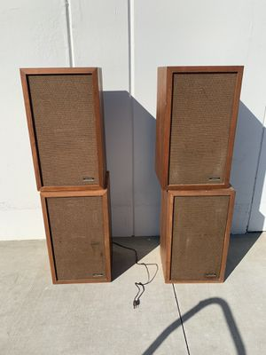 Realistic Electrostatic 2a speakers for Sale in Los Angeles, CA