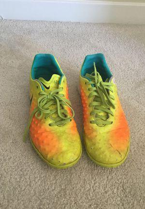 Macistax nike futsol kids 4 size shoes for Sale in Aspen Hill, MD