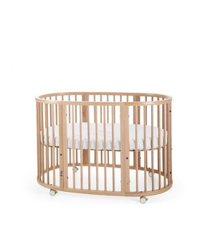 Stokke Crib and Changing Table for Sale in Dallas, TX