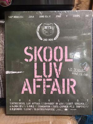 BTS Skool Luv Affair Album for Sale in Kent, WA