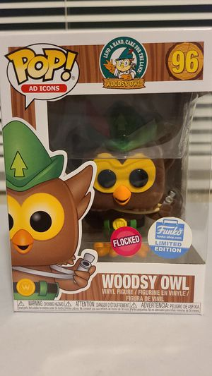 Woodsy owl funko pop for Sale in West Covina, CA