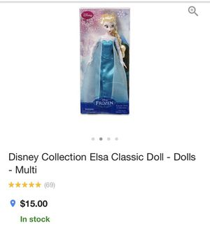 Disney classic Elsa for Sale in Peoria, IL