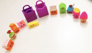 10 shopkins 2 bags for Sale in Houston, TX