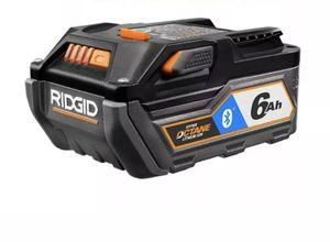 Ridgid battery 6.0 for Sale in Smyrna, TN