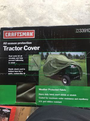 Tractor cover for Sale in Spring Valley, CA