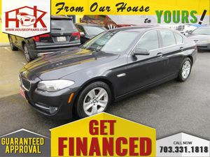 2013 BMW 5 Series for Sale in Manassas, VA