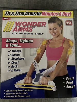 wonderarms workout system for Sale in Raleigh, NC