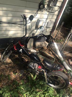 Chopper Style Motor Bike for Sale in Detroit, MI
