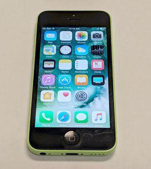 iPhone 5c cell phone for Sale in Atlanta, GA